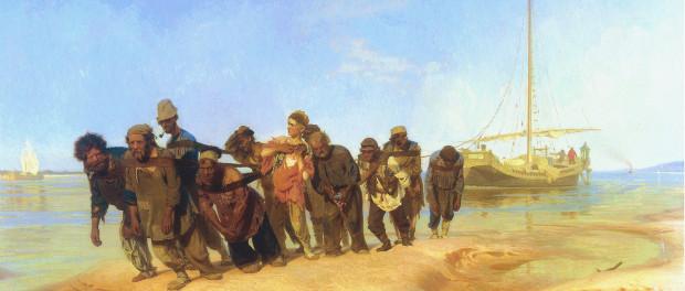"""Výstava ruského umění """"I.J. Repin a další ruští malíři XIX. a  1. poloviny XX. století"""""""