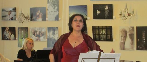Hudební večer u příležitosti narozenin operní pěvkyně  Jeleny Obrazcovové v RSVK v Praze