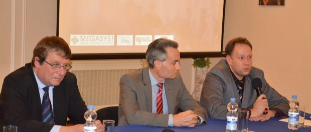 Открытие международной конференции Discover ICT в РЦНК в Праге