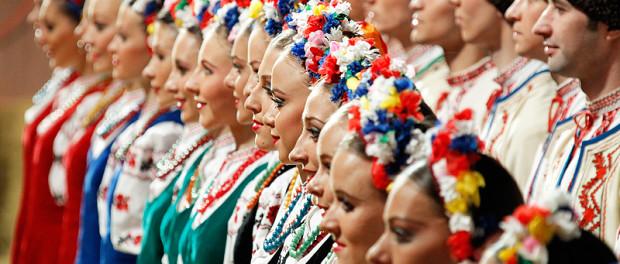 Международный фестиваль-конкурс русской культуры «Корнями в России»