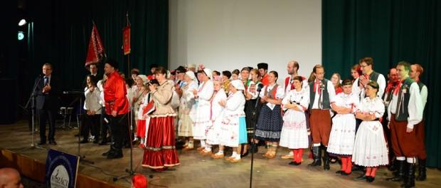 """III. mezinárodní folklorní festival """"Pokrova na Vltave – 2015""""  v RSVK v Praze"""