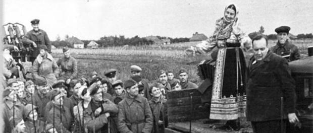 Деятельность ВОКС во время Великой Отечественной войны