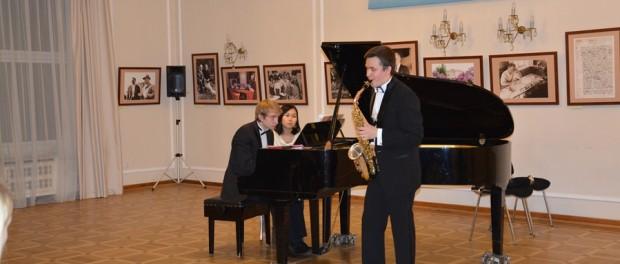 Концерт из цикла «Посольство мастерства»