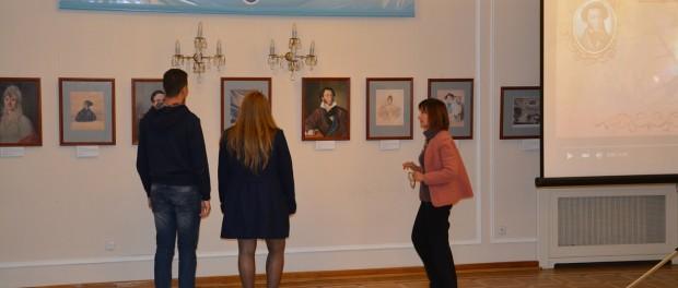 Выставка «Пушкин и Лермонтов» в РЦНК в Праге