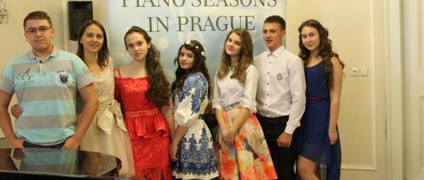 Х Международный фестиваль-конкурс «Музыкальные сезоны в Праге»