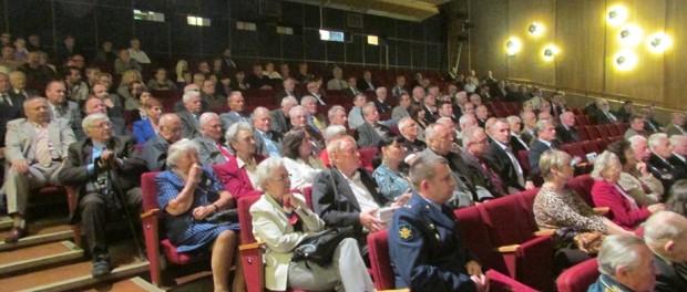 Slavnostní večer u příležitosti 71. výročí osvobození Československa v RSVK v Praze