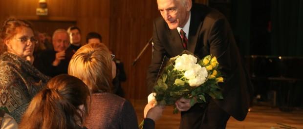 Творческий вечер Василия Ланового в РЦНК в Праге