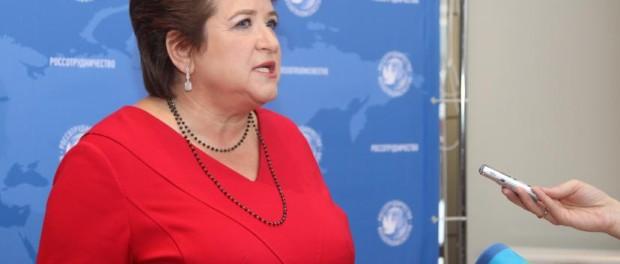Любовь Глебова: «Истинная народная дипломатия – человеческие отношения – находится вне жестких рамок и регламентов»