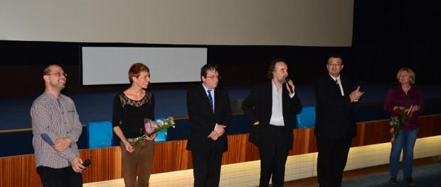XXII Фестиваль российских фильмов в Южной Моравии