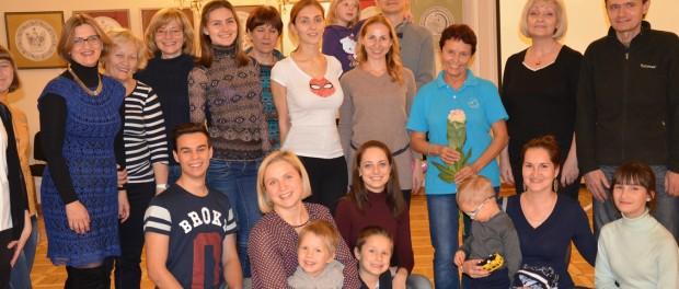Cеминар «Поможем детям учиться!» в РЦНК в Праге