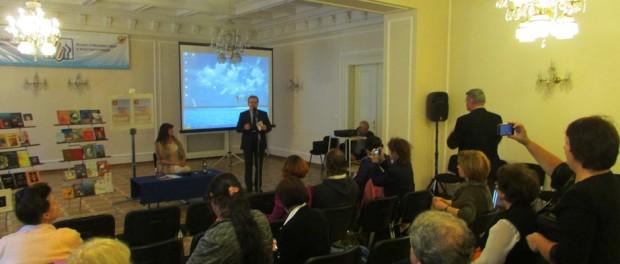 VII Международный фестиваль литературы и культуры  «Славянские традиции-2015» в РЦНК в Праге