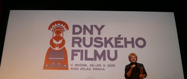 В Праге открылись Дни российского кино