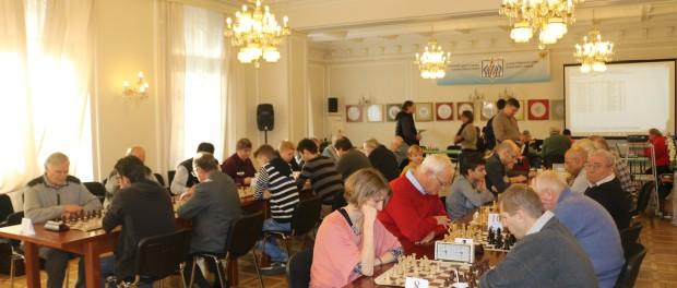 """Mezinárodní šachový turnaj """"Zimní gambit"""" v RSVK v Praze"""