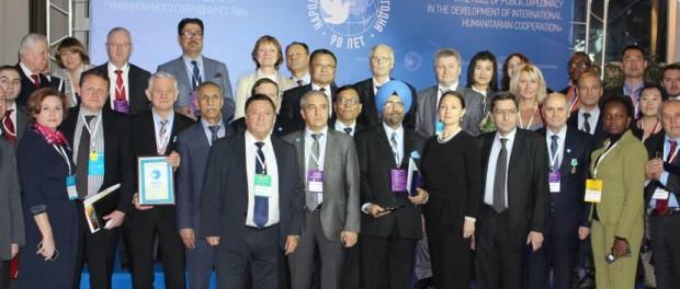 На полях форума 90-летия Россотрудничества обсудили вопросы народной дипломатии