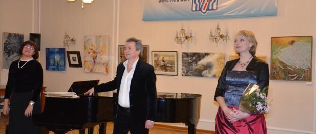 Концерт солиста Пражской оперы Дамира Басырова в РЦНК в Праге