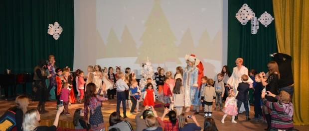 Cпектакль для детей «Новогодний переполох» в РЦНК в Праге