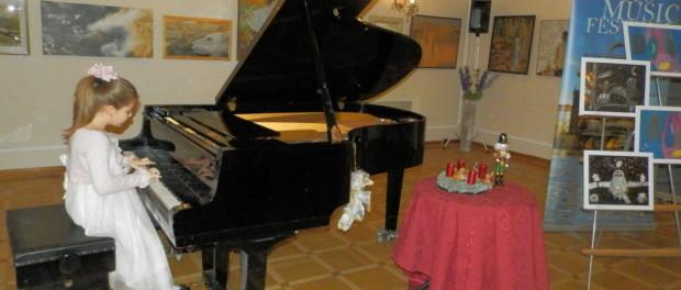 Концерт «Сказочное рождество» в РЦНК в Праге