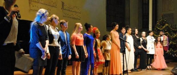 Международный вокальный конкурс-фестиваль «Diamonds Voice» в РЦНК в Праге