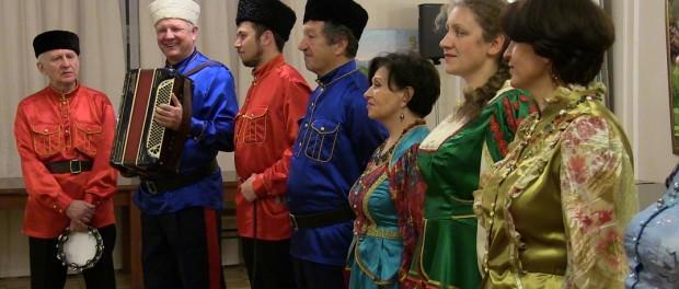 Рождественские встречи с казаками в РЦНК в Праге