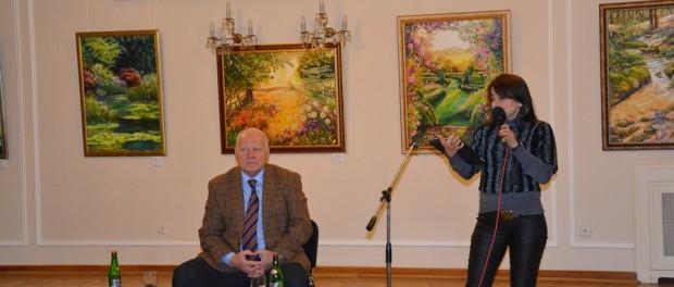 Заседание Союза русскоязычных писателей Чехии в РЦНК в Праге