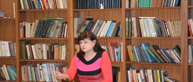 Литературный вечер в РЦНК в Праге