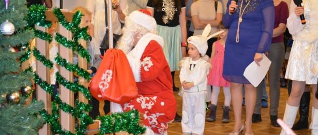 Mezinárodní vánoční oslava (jolka) v RSVK v Praze