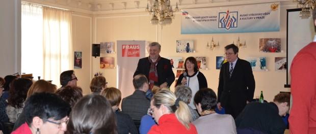 III Семинар русистов Чешской Республики «Масленица» в РЦНК в Праге