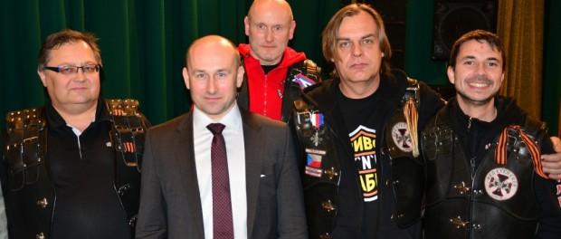 Творческая встреча с Николаем Стариковым в РЦНК в Праге