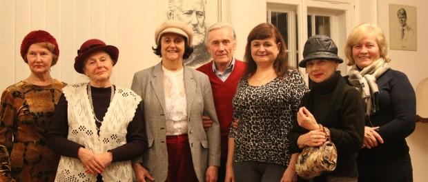 Literární večer v RSVK v Praze