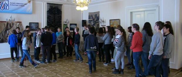 «Путешествие в страну Азбуки»  на курсах русского языка при РЦНК в Праге