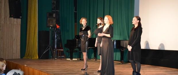 Музыкально-поэтический вечер в РЦНК в Праге