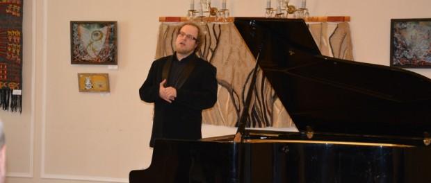 Концерт классической музыки в рамках фестиваля «Art Duo Prague» в РЦНК в Праге