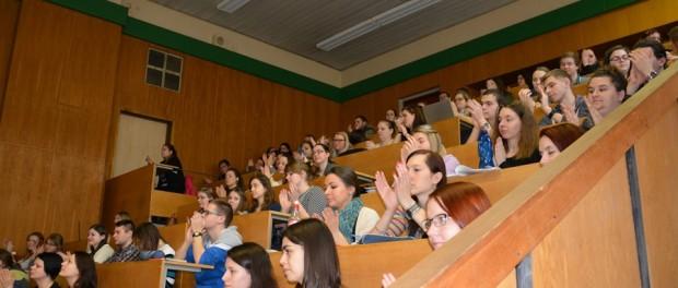 Презентация российского образования в Университете Палацкого в Оломоуце