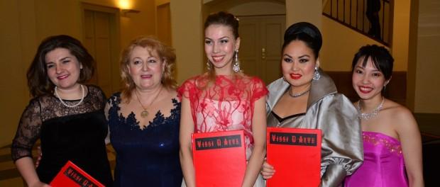Гала-концерт победителей Международного конкурса вокалистов  «Vissi D'Arte 2016» в Чешском Музее музыки.