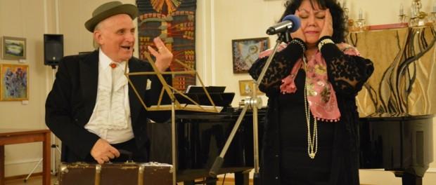 Концерт «Любимые мелодии» в РЦНК в Праге