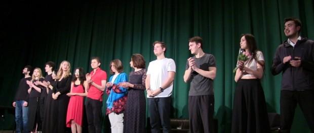 Премьера студенческого спектакля «Без сна» в РЦНК в Праге