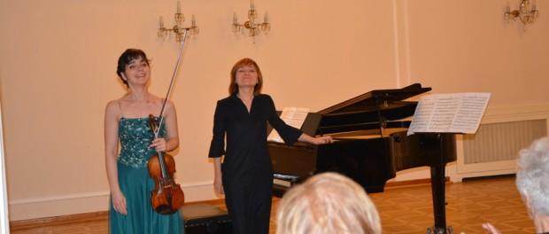 Вечер классической музыки в РЦНК в Праге