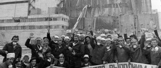 """Výstava """"30 let po havárii v Černobylské jaderné elektrárně""""  v RSVK v Praze"""