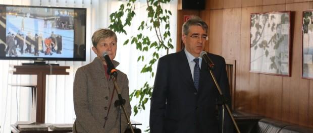Mezinárodní filatelistická výstava Eurospace 2016 byla zahájena v RSVK v Praze