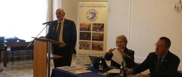 Konference ruských krajanů v ČR