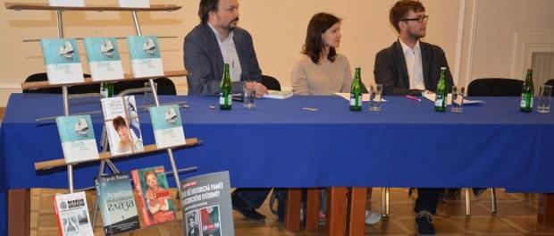 Prezentace nových knih J. Čižovové V. Tokarevové v RSVK v Praze