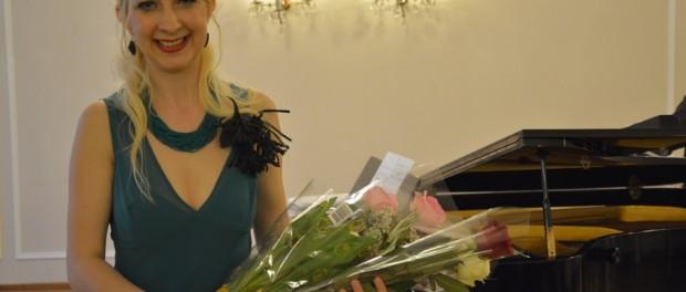 Концерт пианистки Елены Кирал в РЦНК в Праге