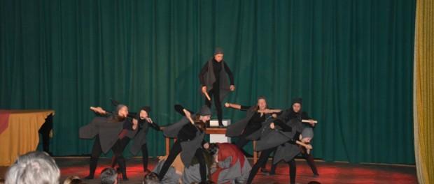Детский спектакль «Крысолов» в РЦНК в Праге