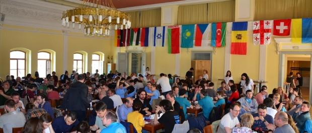 III Международный фестиваль интеллектуальных игр «Хрустальный Голем» в Праге