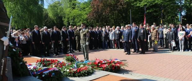 День Победы в Праге