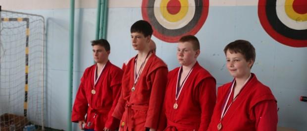 Международный турнир по самбо в российской школе в Праге