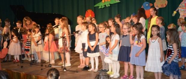 Международный детский фестиваль «Полосатый жираф» в РЦНК в Праге