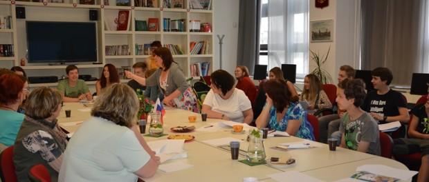 Den ruského jazyka na Západočeské univerzitě v Plzni