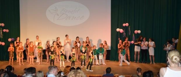 Концерт детской балетной студии «Benefit-Dance» в РЦНК в Праге