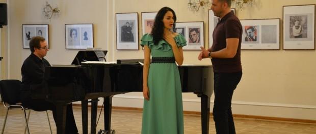 Koncert finalistů IV. mezinárodní soutěže vokalistů Vissi D´Arte 2016 v RSVK v Praze